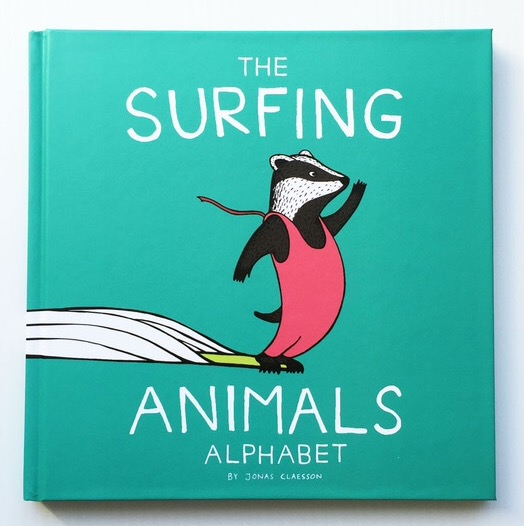 Surfing Animals Alphabet